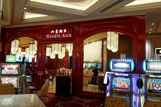 Noodle Asia @ Venetian LV