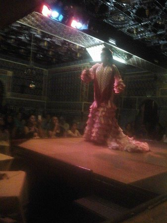 Torres Bermejas : outra dançarina
