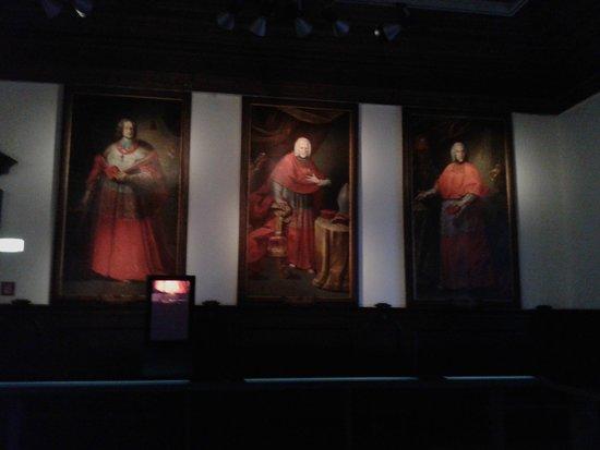 Salzburg Museum : principi vescovi 3 piano