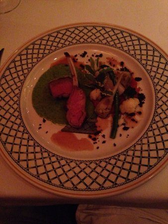 La Bourgogne : Cordeiro
