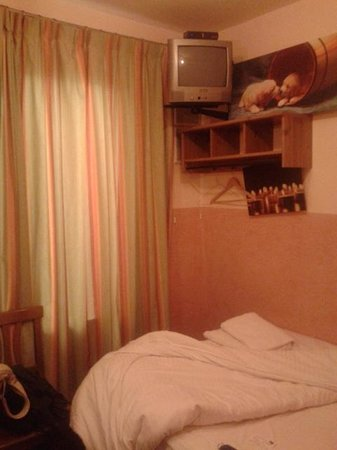 Hotel Neutraal : Camera