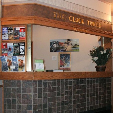 Clock Tower: Updated CTFront Desk