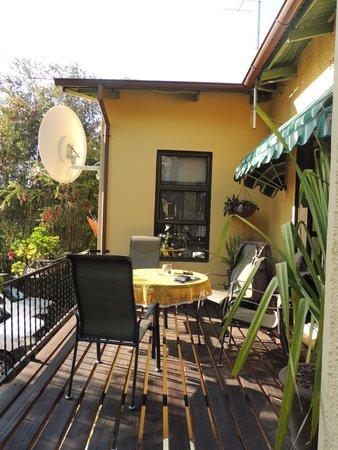 Maison Ambre Guesthouse : Eingangsbereich