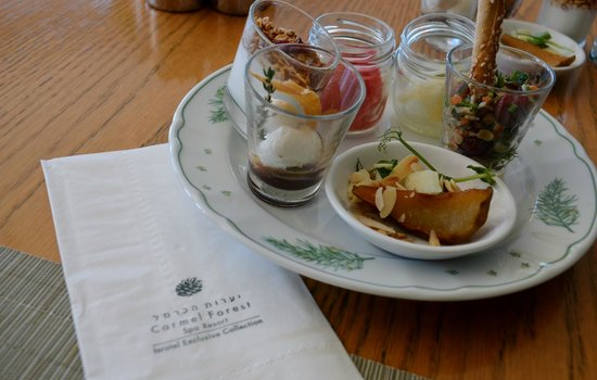 Carmel Forest Spa Resort by Isrotel Exclusive Collection: food