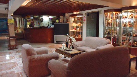Hotel Panamericano, hoteles en Lima