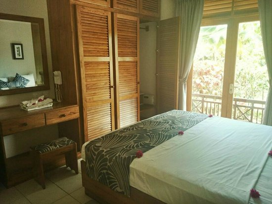 Les Villas d'Or : Schlafzimmer