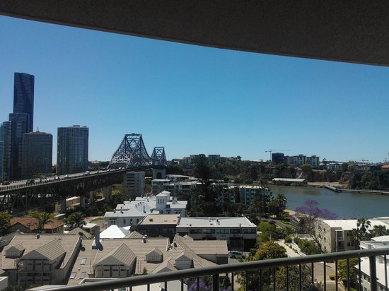 Bridgewater Apartments : View from the lounge