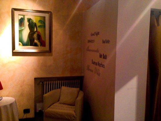 Alla Galleria Bed and Breakfast: Le camere