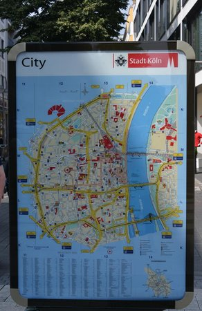 TRYP by Wyndham Köln City Centre: out side the area of the hotel