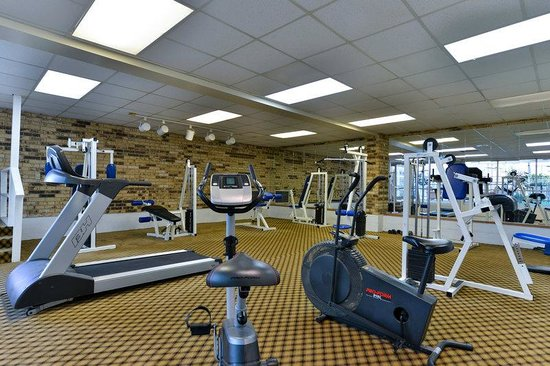 Americas Best Value Inn - Corpus Christi North/Airport : Fitness Area
