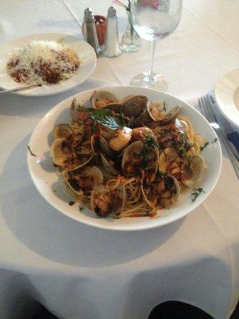 Nonna Maria Restaurant: Seafood fra Diablo