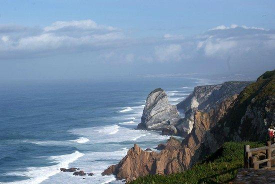 Colares, Portugal: Costa de Cabo da Roca
