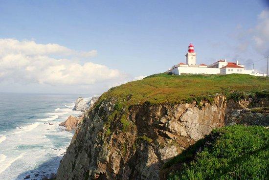 Colares, Πορτογαλία: Faro de Cabo da Roca