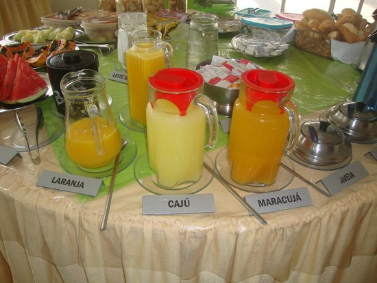 Hotur Hotel: Café da manhã