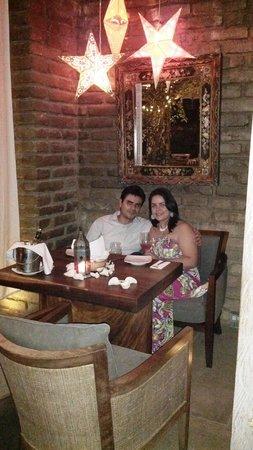Antigua Contemporanea Cafe: un sitio muy romàntico