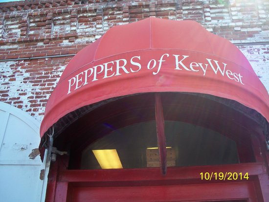 Peppers of Key West: Peppers