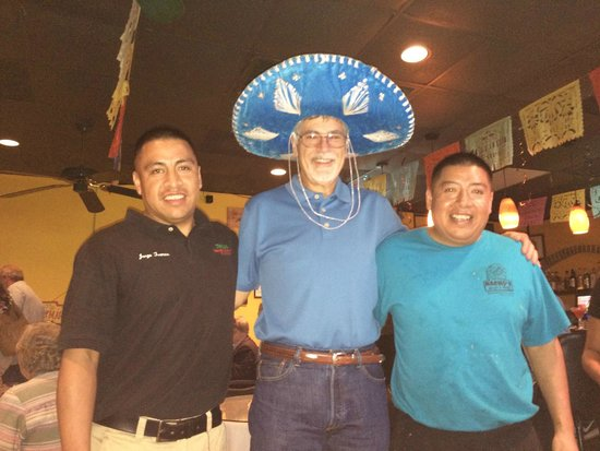 Nacho's: Jorge, Me, Nacho