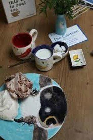 The Canteen: Delicious meringues