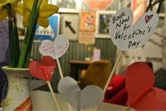 The Canteen: Be my Valentine?