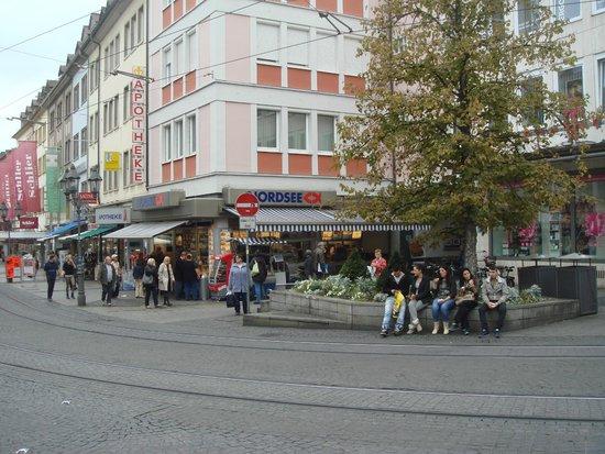 Nordsee w rzburg domstra e 23 restaurant bewertungen for Gunstige hotels nordsee