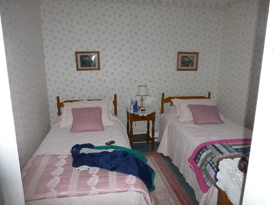 Marge's Bed and Breakfast: Our Bedroom