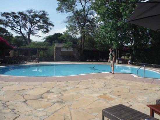Keekorok Lodge-Sun Africa Hotels: pool