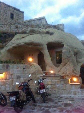 Dreams Cave Cappadocia : A recepção do hotel