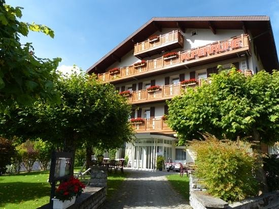 Alpenruhe Kulm Hotel: hotel