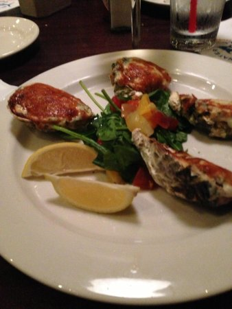Bluewater Grill: Oysters