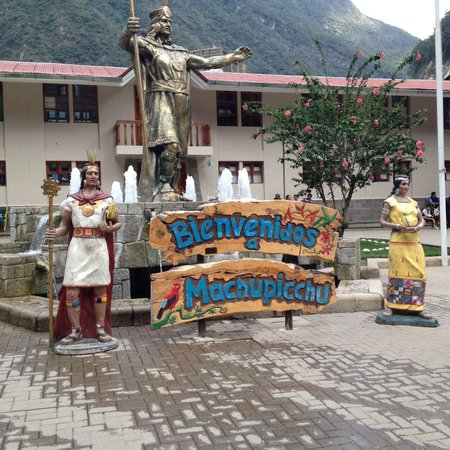 Hostal El Santuario : Machupichu pueblo