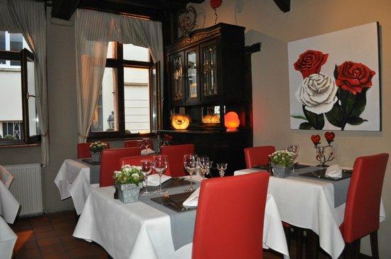 Restaurant Valentijn: upstairs at Valentijn