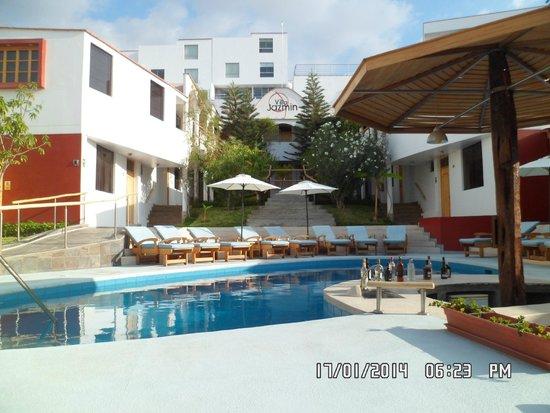 Hotel Villa Jazmin: villa jazmin