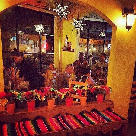 La Siesta Restaurant In Winthrop