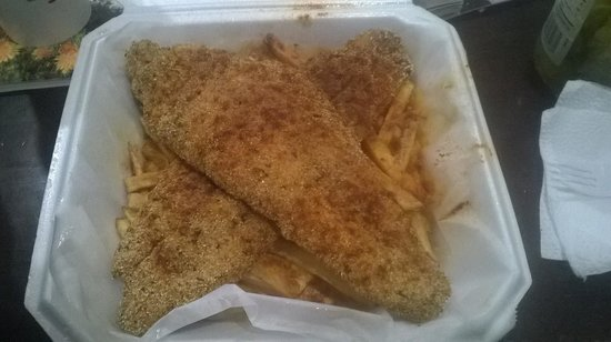 Salaam Fish and Chips
