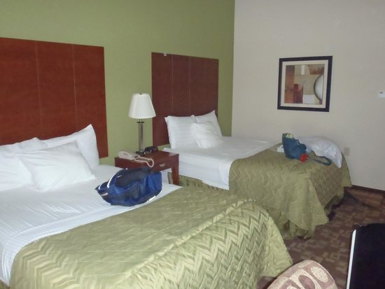 La Quinta Inn & Suites Tupelo: room