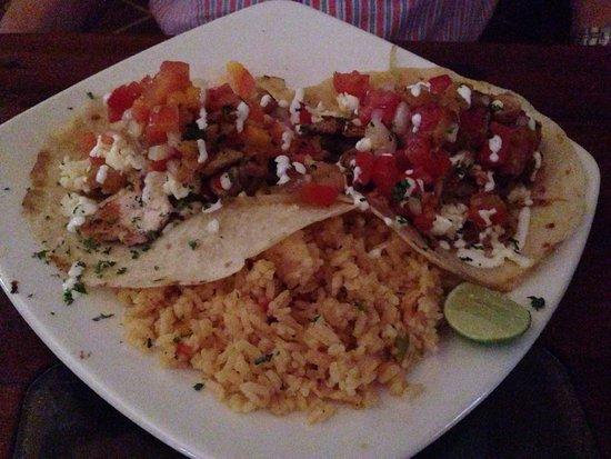 Agave Azul: Tacos