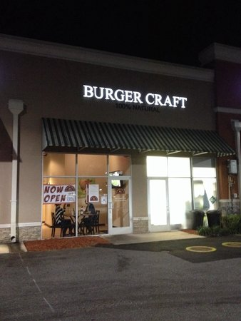 Burger Craft Clermont Florida