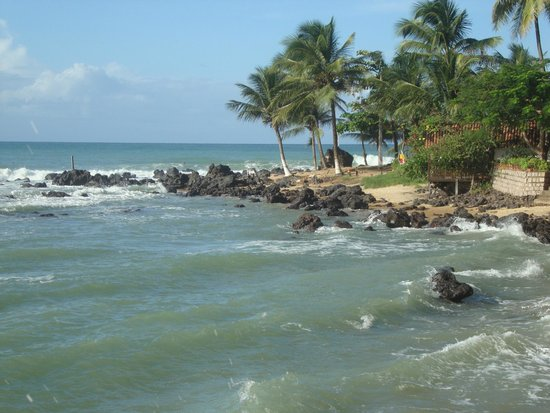 Baia Formosa: Praia