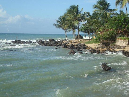 Baia Formosa, RN: Praia