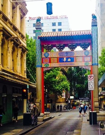 melbourne chinatown picture of museum of chinese. Black Bedroom Furniture Sets. Home Design Ideas