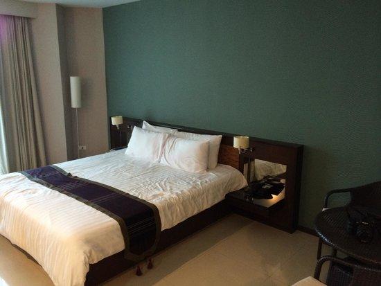 Tara Mantra Cha Am: Jolie chambre ! Spacieuse propre