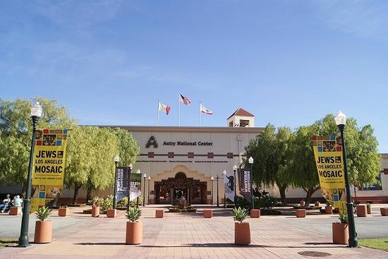 Autry Museum of the American West: 外観
