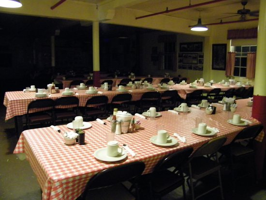Samoa Cookhouse: another dining room