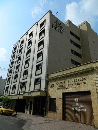 Hotel Casino Plaza: facade