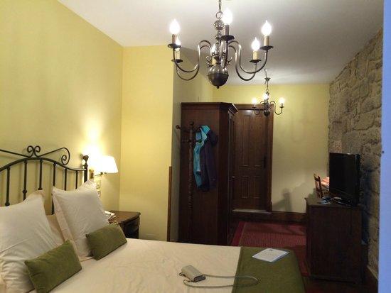 Hotel Virxe da Cerca: Room 004