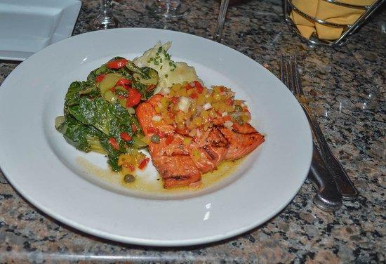 Mediterraneo: salmon