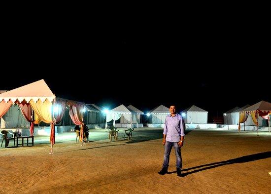 Hotel Pansari Palace : Pansari Palace Desert Camp