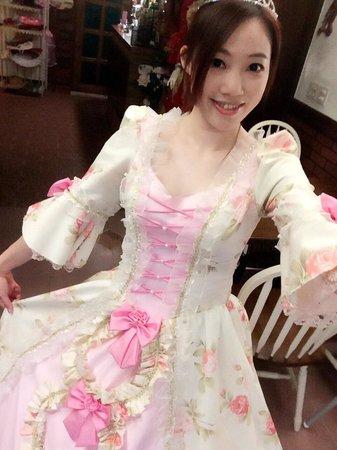 Xin Yuan My Dream Castle Yilan: 在芯園~緣公主夢!太幸福了