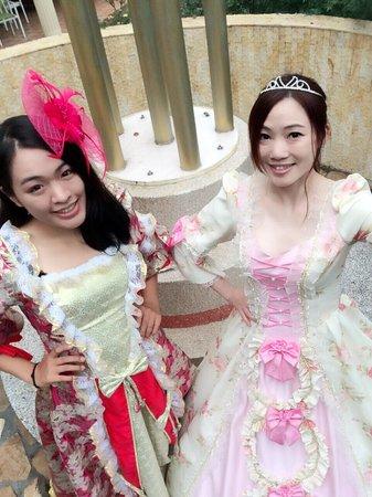 Xin Yuan My Dream Castle Yilan: 姐妹幸福的公主日