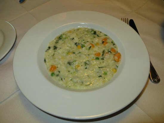 Era Vila: Vegetable risotto